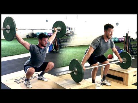 Intermediate Hybrid Olympic Lifting Program