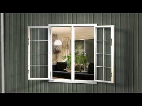 Push Out Casement Windows Arbo Windows Youtube