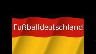 Kuhlage und Hardeland - Fußballdeutschland EM-Song