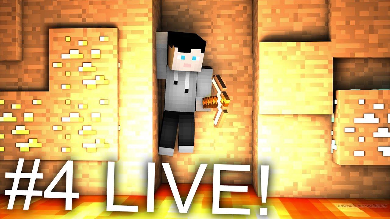 På Tide Å Gjøre Det Nødvendige!🤠 - Minecraft Episode 4 (LIVE)