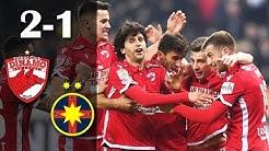 Rezumat: Dinamo - FCSB 2-1! Victorie de orgoliu a dinamovistilor. Cum ti s-a parut meciul?