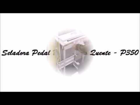Isamaq Seladora - Seladora Pedal Barramento Quente - P350