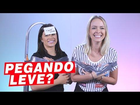 TAG QUEM É O PERSONAGEM? com Flávia Pavanelli - TATA ESTANIECKI