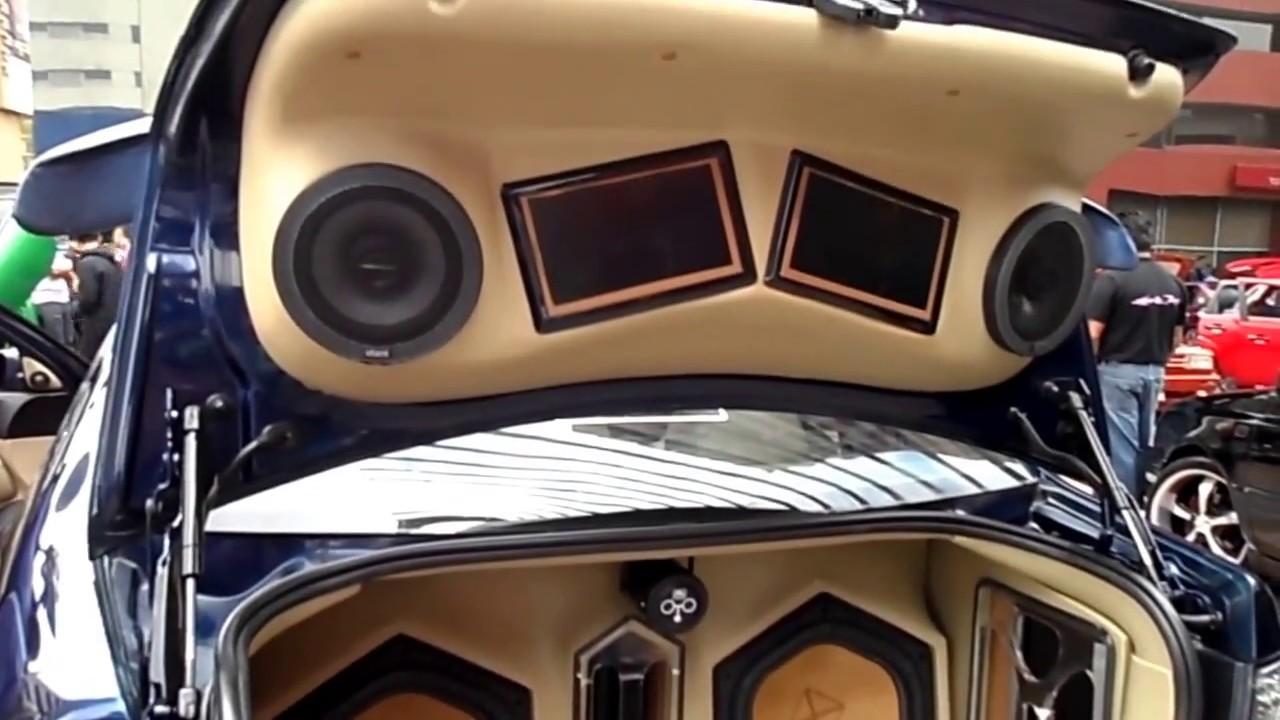 Club Libra Car Tuning En Galerias Plaza De Las Estrellas Youtube