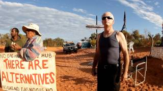 Another day at the Manari Road Blockade : magicbroome