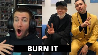 Download lagu WHAT a DUO! Agust D Burn It (feat. MAX) D-2 - Reaction
