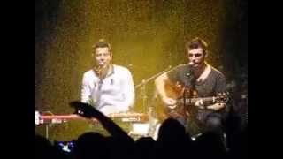 If You Go Away/I Want It That Way - Nick and Knight - Toronto, ON - Sound Academy - October 5 2014