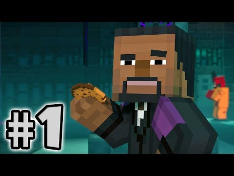 Minecraft Story Mode: Season 2 | NEW YOUTUBER IN THE GAME! | Episode 3 (#1)