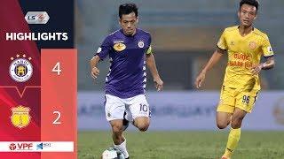 Highlights   Hà Nội FC - DNH Nam Định   Đẳng cấp nhà vô địch   VPF Media