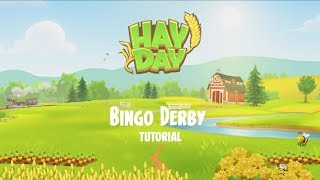 Hay Day: The Bingo Derby