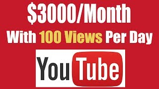 (2019) How To Make $3000/Month Without Recording Videos