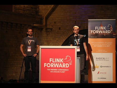 Cypher-based Graph Pattern Matching in Apache Flink - Max Kießling & Martin Junghanns