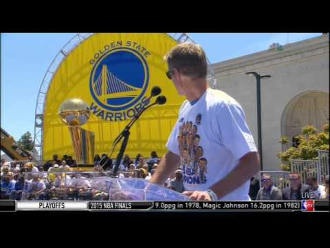 Steve Kerr title speech