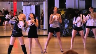 Baixar Cheryl Burke Dance Studio, Ladies of Burlesque, 2012 August