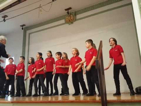 Kids Sing Joshua Fought The Battle Of Jericho