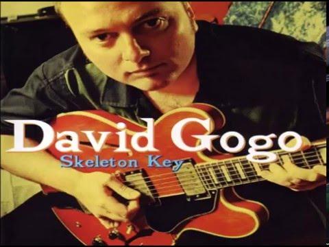 DAVID GOGO - I Can Still Hear You Crying