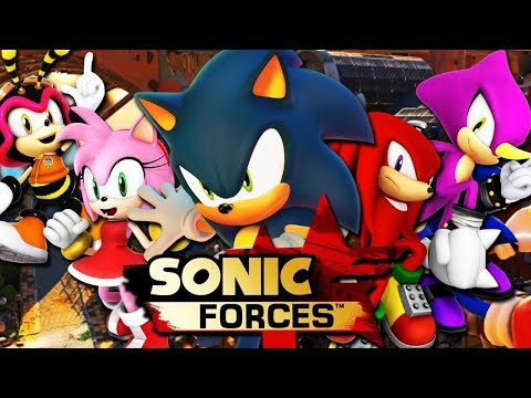Sonic Forces (Xbox One) Mike & Ryan