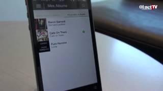 Fnac jukebox : Écoutez en streaming avec la Fnac (test appli smartphone)