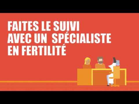 Cancer - Préservation de la fertilité  - Centre reproduction CUSM Montreal - RCR - Court