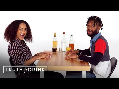 Me & My Crush Play Truth or Drink | Truth or Drink | Cut