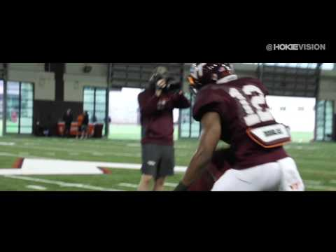 Virginia Tech Football - Spring Practice 2017 pt. 2