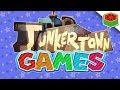 MARIO PARTY MEETS OVERWATCH! | Overwatch Junkertown Games