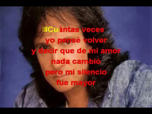 Roberto Carlos La Distancia Con Letra Chords Chordify