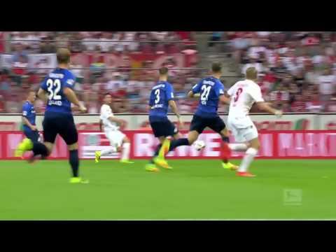 FC Koln vs  SV Darmstadt 98   Round 1 Bundesliga Highlights ( 27/8/2016)