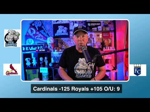 St. Louis Cardinals vs Kansas City Royals Free Pick 9/22/20 MLB Pick and Prediction MLB Tips (skip to 25s)