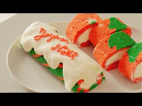 recette-du-roll-cake-pour-noël-🎄-deux-design-|-adaysophie