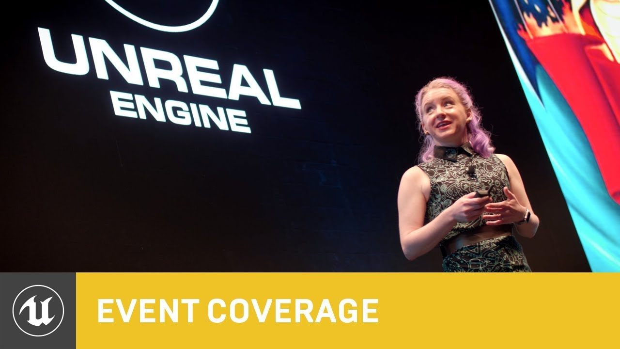Unreal Academy Raleigh 2019 Overview | Unreal Engine