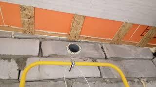 Зашиваем потолок веранды пластиковыми панелями. Стресс при покупке.