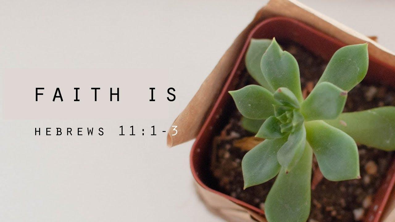 Revive // Faith Is..