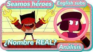 ¡OK, K.O.! Let's Be Heroes | ¿Cuál es su nombre REAL? ¿Copia de RUBY? | Análisis y curiosidades 🔍🤔