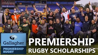 Premiership Rugby Scholarships – March 2019 | Gallagher Premiership