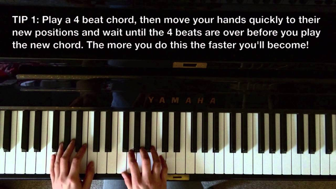 3 tips for moving quickly between chords piano pop chords for 3 tips for moving quickly between chords piano pop chords for beginners hexwebz Choice Image