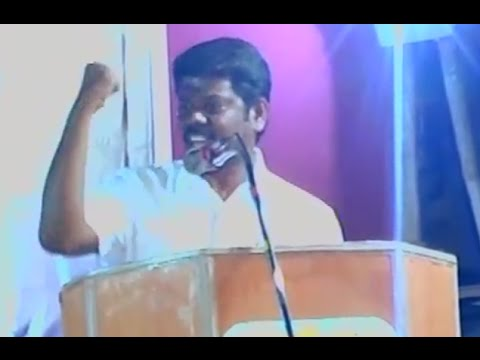 Nagai Thiruvalluvan - Excelent Speech about Dr.Ambedkar & Thanthai Periyar