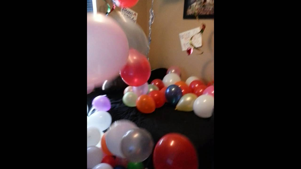 How To Surprise Your Boyfriend On His Birthday Part 2