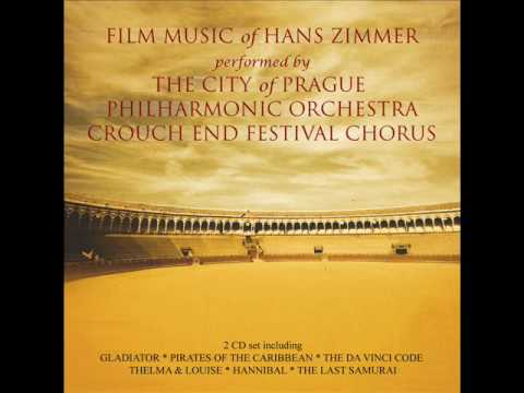 The music of Hans Zimmer performed by Prague Philharmonic Orchestra: Gladiator - Symphonic Suite