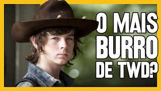 7 personagens MAIS BURROS de THE WALKING DEAD