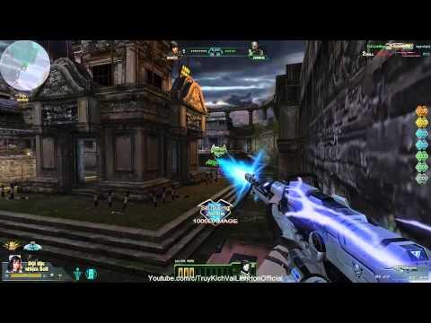 [Truy Kich] Game Play: RPK sVIP & Goly Python Zombie Thành Cổ VaiLinhHon (Kênh Chính Thức)