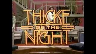 Fee Waybill and RIchard Belzer on Thicke of the Night 1983