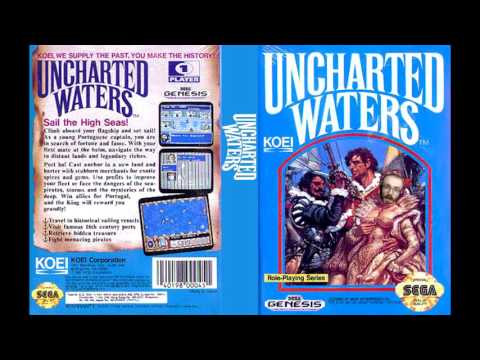 Uncharted Waters OST - Genesis/Megadrive