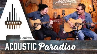 Three affordable acoustic guitars to get you started