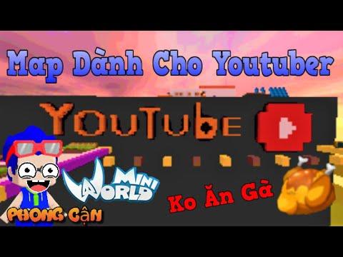 Mini World: Parkour ko ăn gà   Phong Cận Tv
