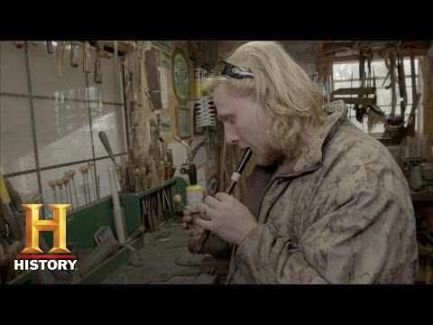 Iron & Fire: Jonathan Makes a Penny Whistle | History