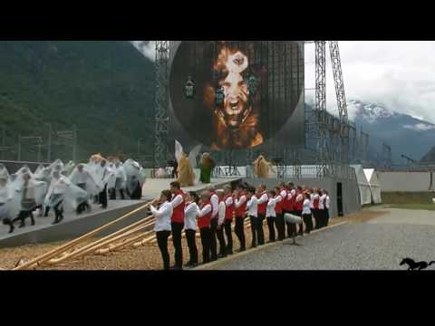 CERN Switzerland Satanic Tunnel Ritual Calling For Lucifer