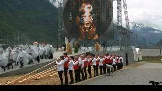 CERN Switzerland Satanic Tunnel Ritual Calling For Lucifer