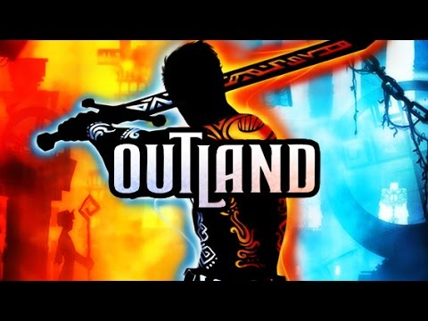 Обзор - Прохождение Outland Часть 1