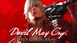 DEVIL MAY CRY - HD COLLECTION : O DEMÔNIO VAI CHORAR EM HD AGORA!
